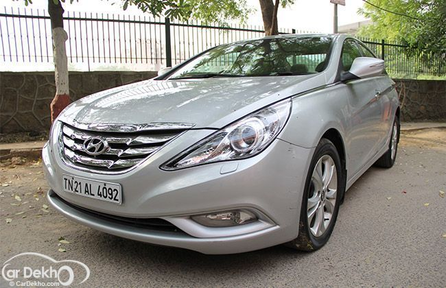 2015 Hyundai Sonata to feature a revised Fluidic Design