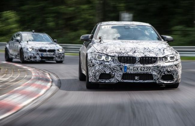 New BMW M3 and all-new M4 dealer guide leaked