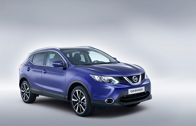 Nissan Qashqai Crossover revealed, coming to India soon