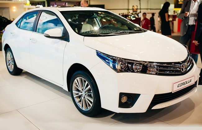 Toyota's plan for the 2014 Indian Auto Expo