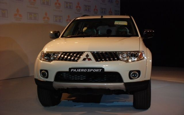 Next-generation Mitsubishi Pajero Sport to debut in 2015