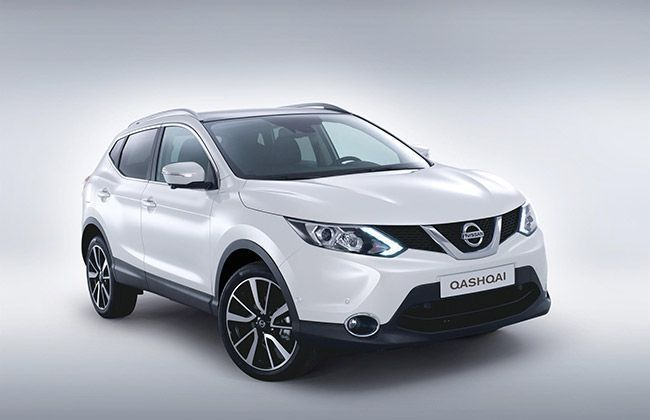 New Nissan Qashqai crossover prices and specifications revealed- UK