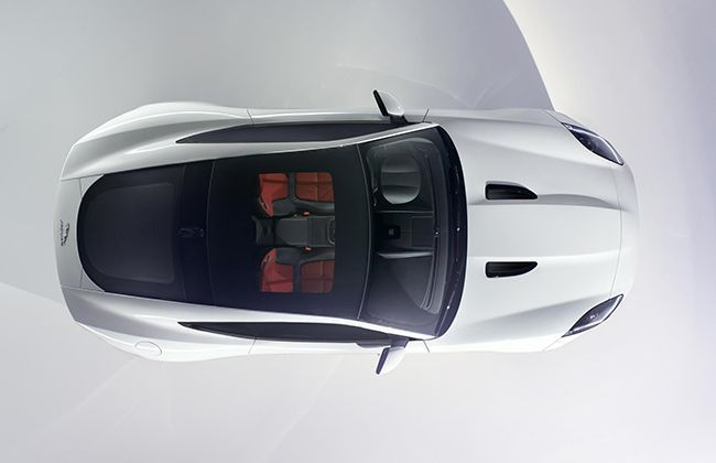 Jaguar F-Type Coupe to unveil at 2013 LA Motor Show
