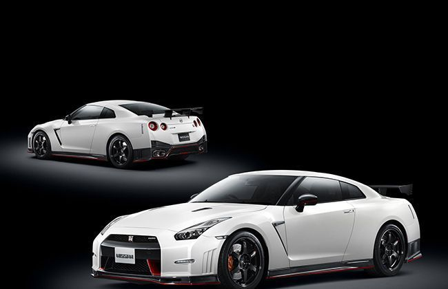New Nissan GT-R Nismo revealed