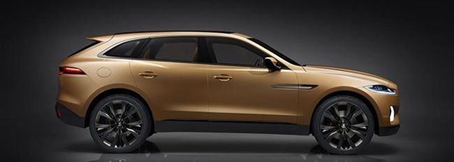 New five-seater Jaguar C-X17 unveiled at Guangzhou Motor Show