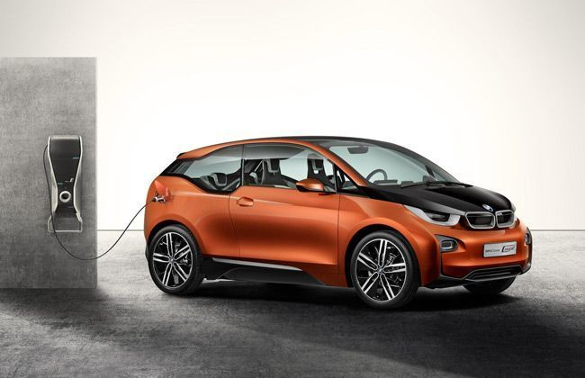 BMW i5 to debut in 2015
