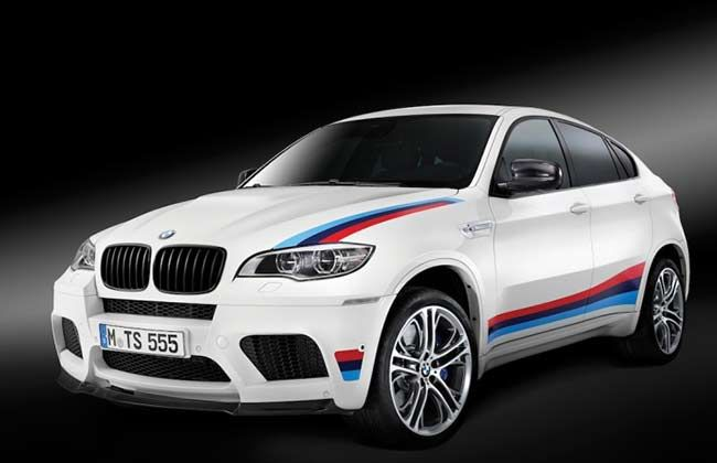 BMW X6 M 'Design Edition' launched
