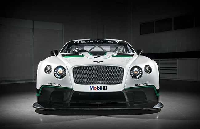 Generation Bentley becomes first customer for Continental GT3