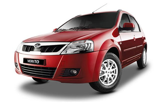 Mahindra Verito Electric Unveiled