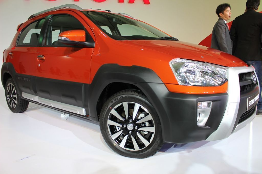 Toyota Etios Cross and Fiat Avventura ready to enter compact SUV segment