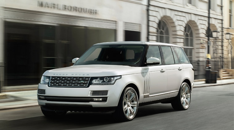 Land Rover Range Rover LWB Autobiography Black Edition  launched