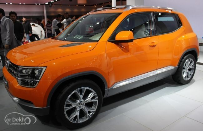 Volkswagen Taigun and Tata Nexon to come in 2015