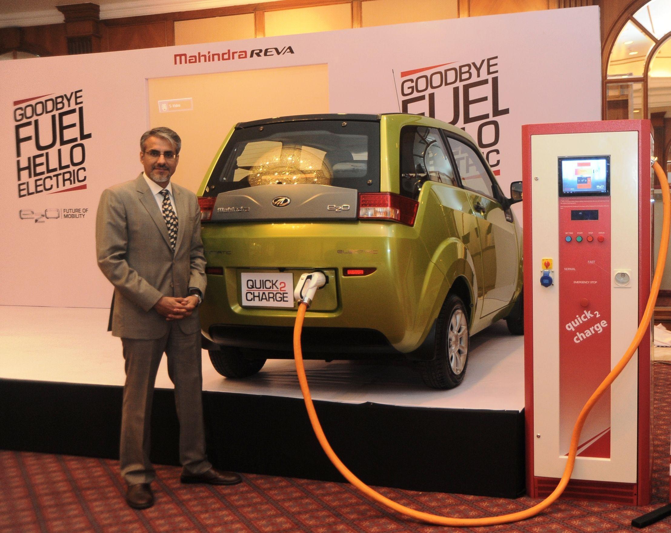 Used Reva Electric Car In Chennai