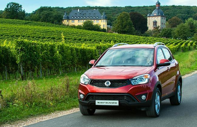 Ssangyong witnessed highest ever revenue in 2013