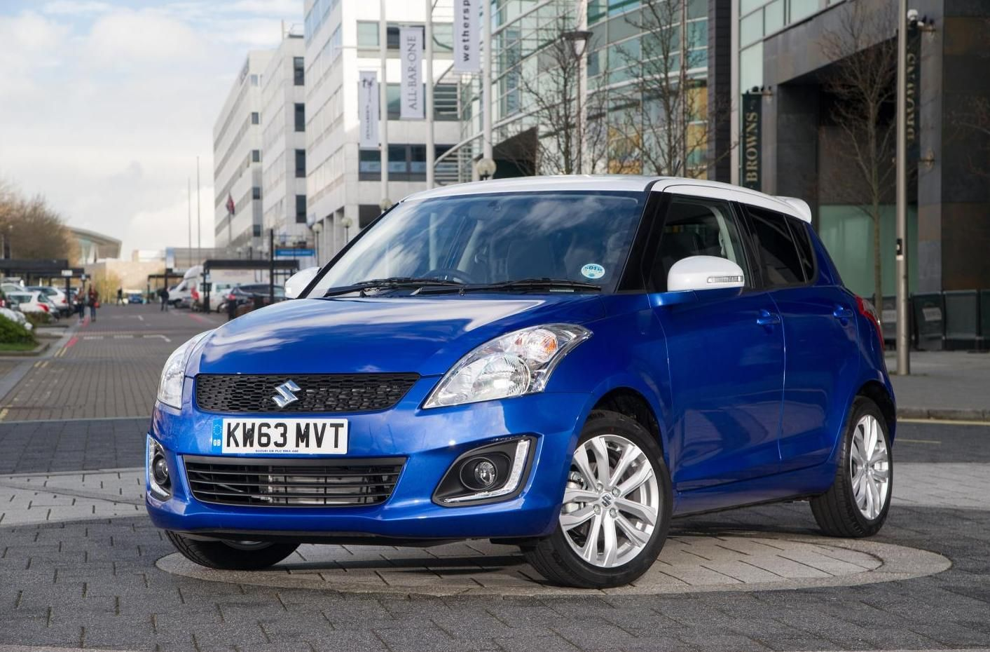 Special Edition Suzuki Swift SZ-L launched in Europe