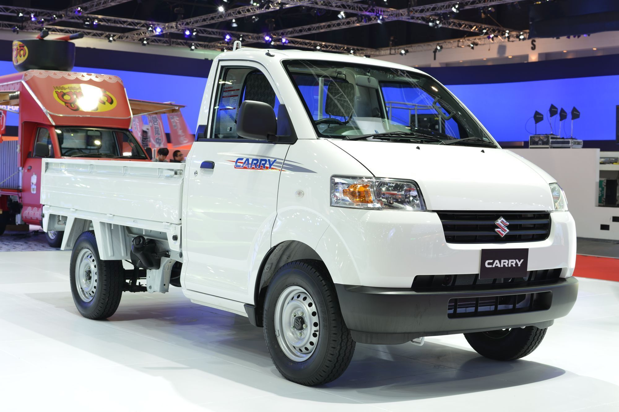 Maruti Suzuki to bring Carry LCV; showcased at the Bangkok Motor Show