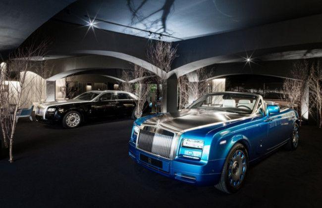 Rolls-Royce Studio to be set-up in Porto Cervo