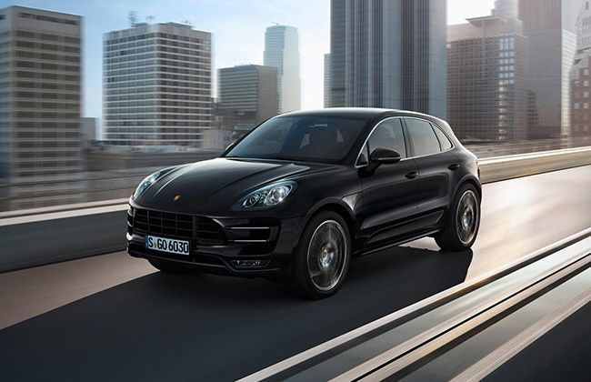 Porsche launches Macan in India at INR 1 crore
