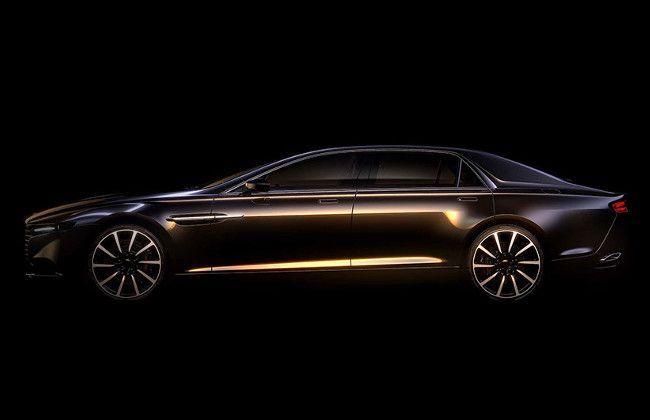 2015 Aston Martin Lagonda Saloon - 'The Finest Of Fast Cars'