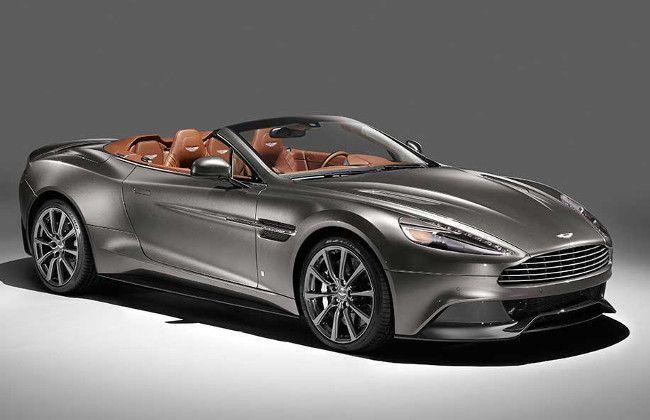 Aston Martin to showcase Four ''Q'' Customized Models at Pebble Beach