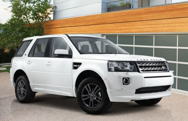 Land Rover Launched the Exclusive Freelander 2 Sterling Edition at Rs 44.41 Lakh