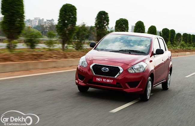 Datsun offering up to INR 38,000 benefits on Go