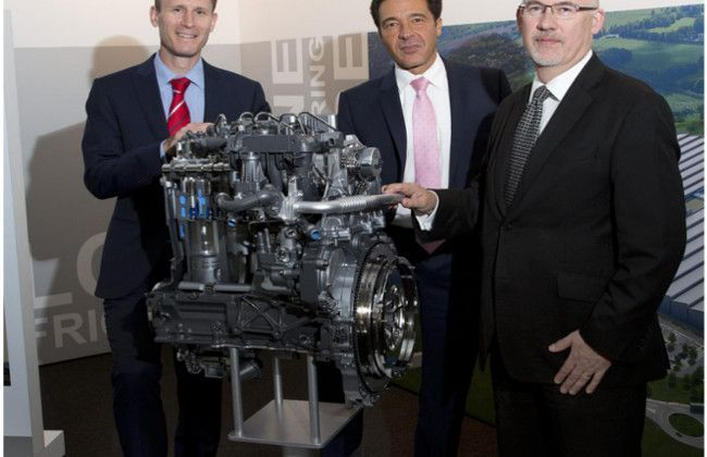 JLR invests in engine research at Oxford university