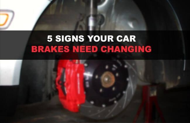 5 signs that indicate your car brakes need to be checked