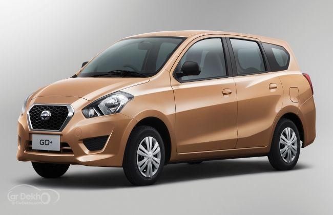 Datsun GO+ MPV to Enter Next Year in India