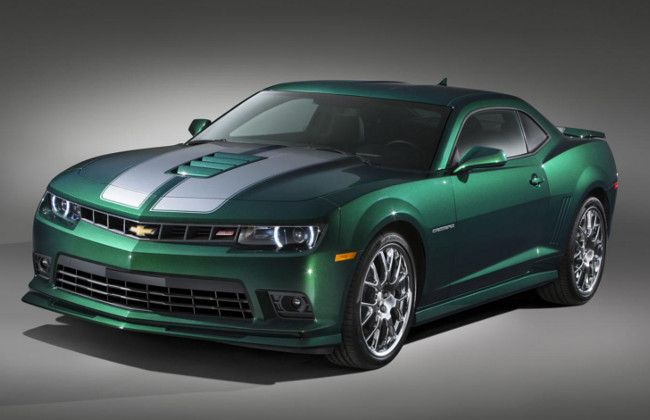 2015 Camaro Spring Special Edition announced; Chevy wants you to name it - #NameThatCamaro