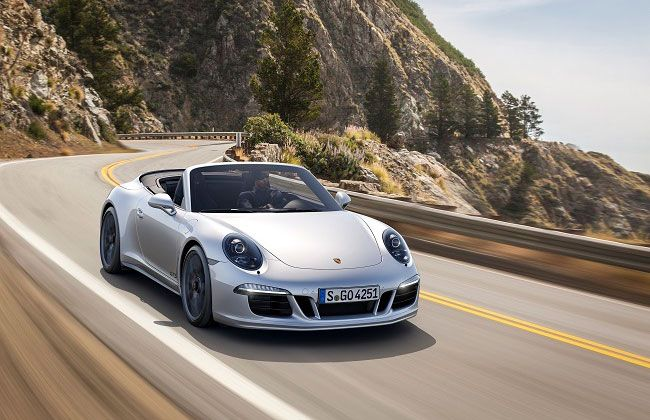 More power for the new Porsche 911 Carrera GTS