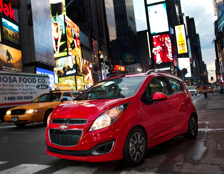 1 Million Chevrolet Beats sold worldwide
