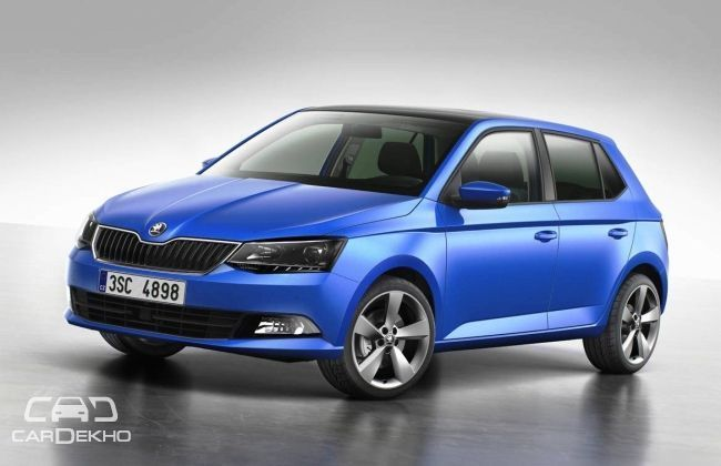 Skoda uncovers more details from Fabia 2015