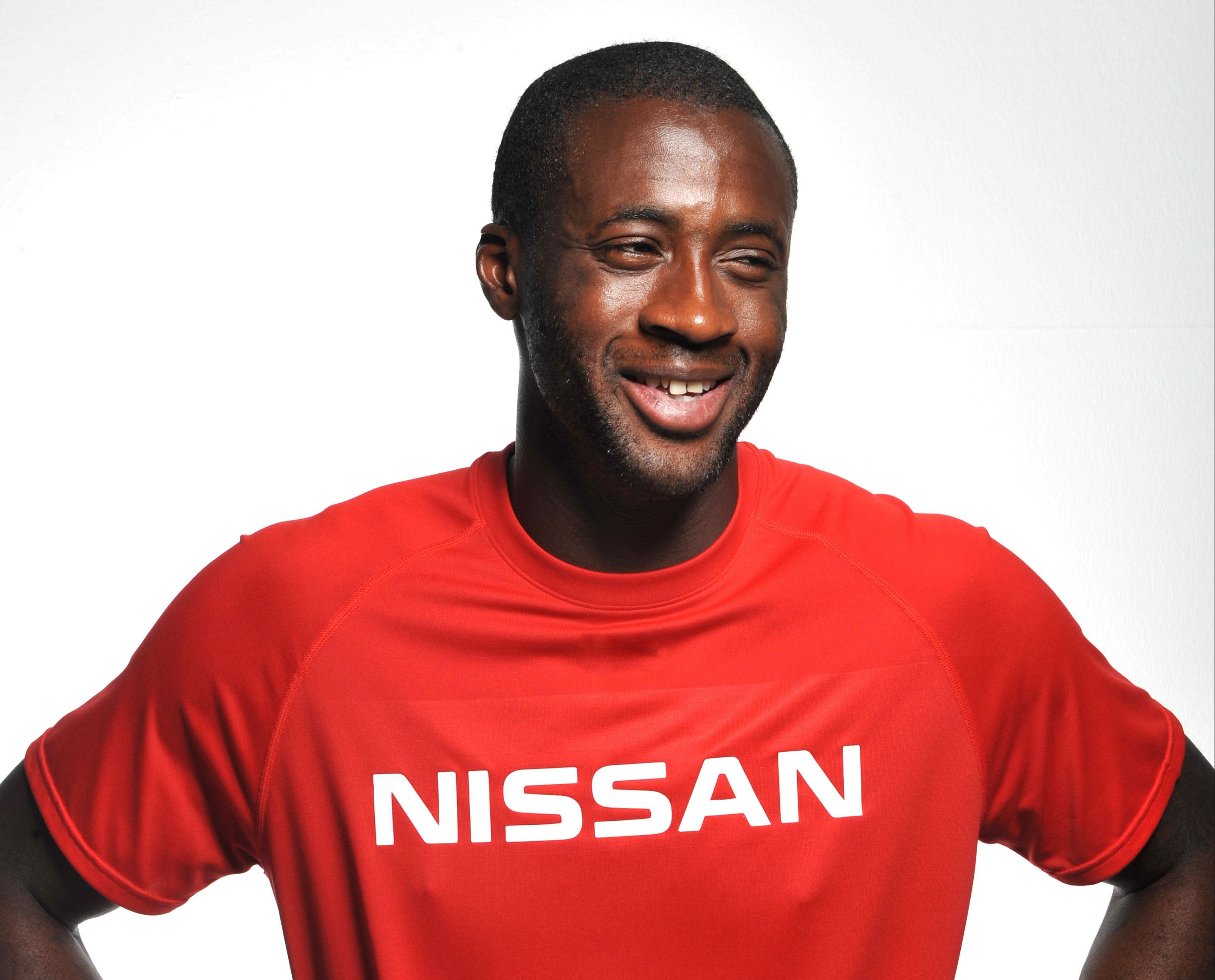 Nissan appoints Yaya Toure as its new global ambassador