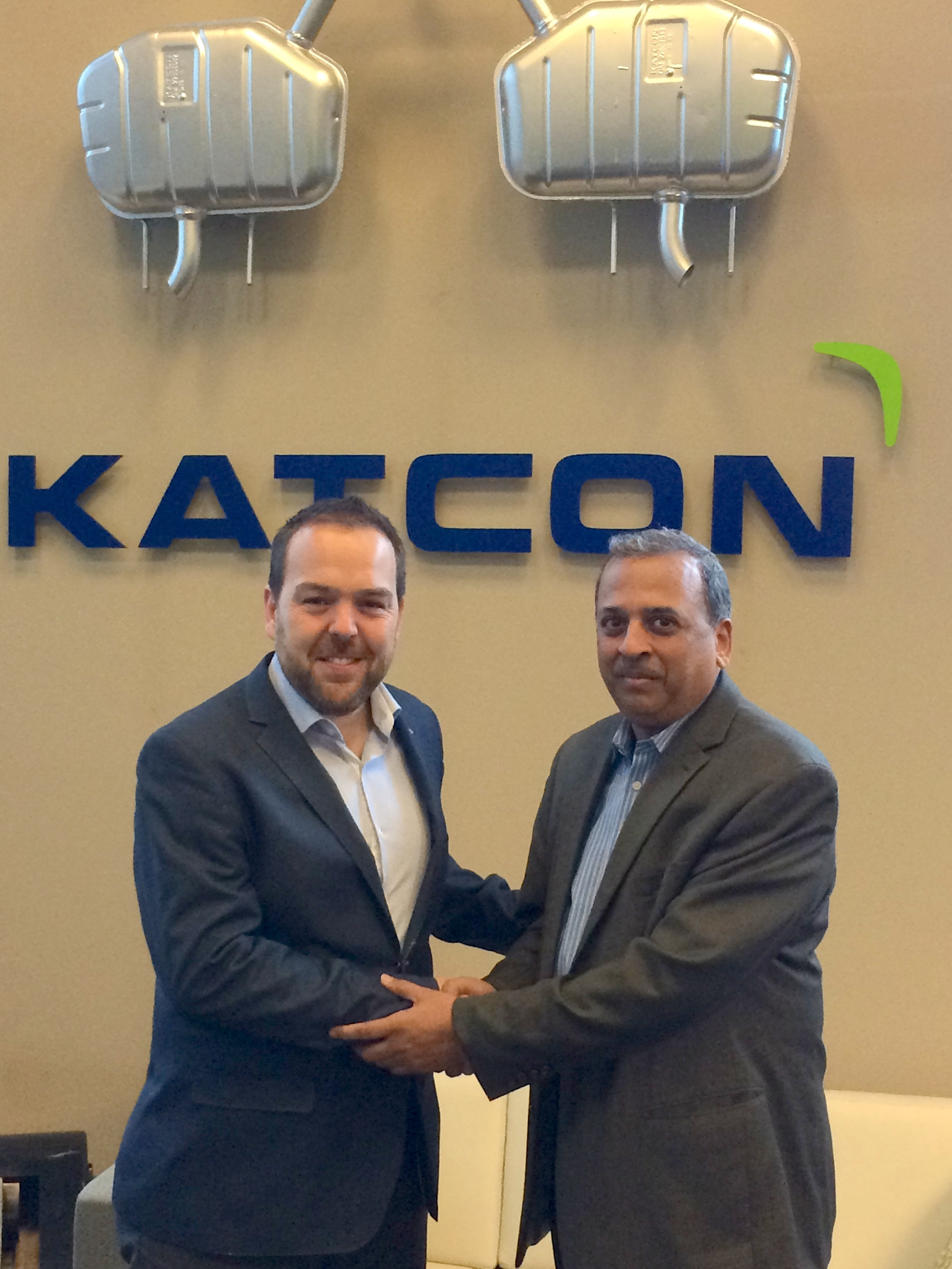 Tata Autocomp collaborates with Katcon Global