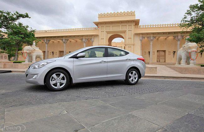 Hyundai Elantra Touches 10 Million Global Sales