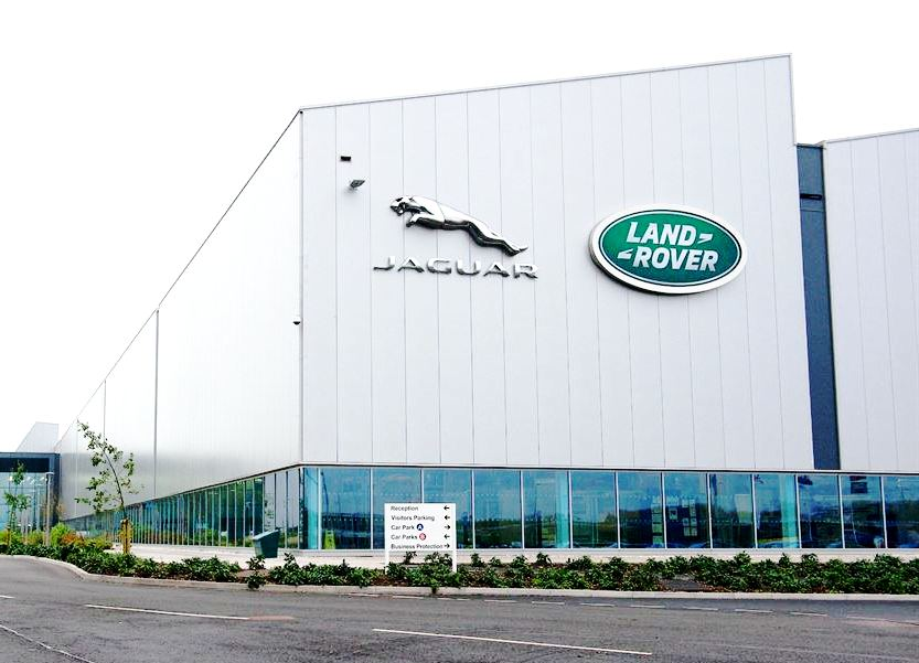 Jaguar Land Rover opens new engine manufacturing centre