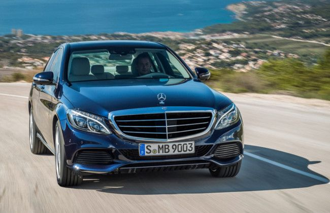Mercedes Benz India to Preview New C CLass @ India's Maiden - CeBIT 2014