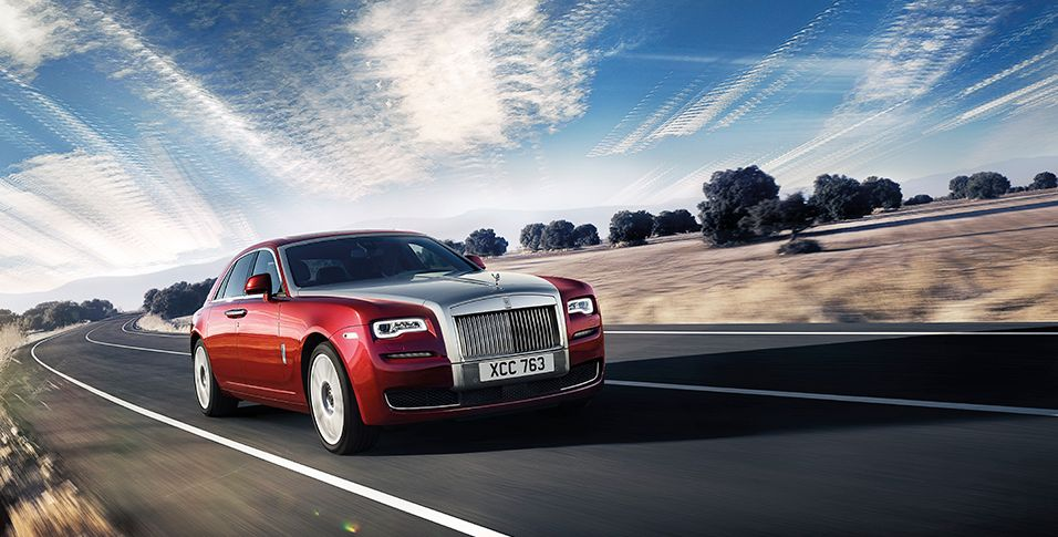 Rolls-Royce launches Ghost Series II in India at INR 4.5 Crore