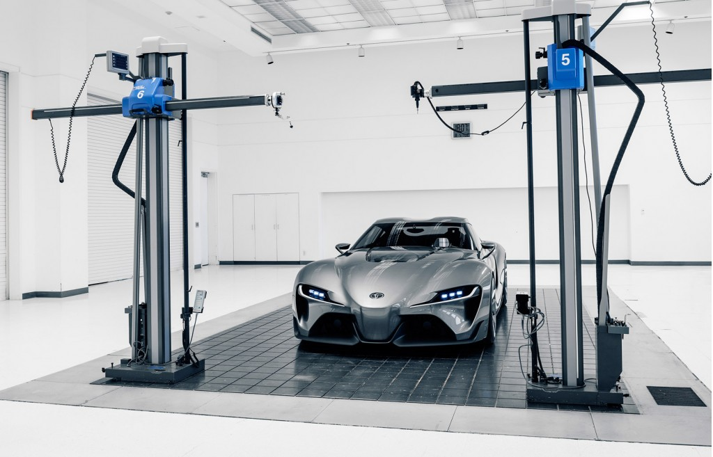 BMW and Toyota's  Sports Car Project Moves To Concept Stage