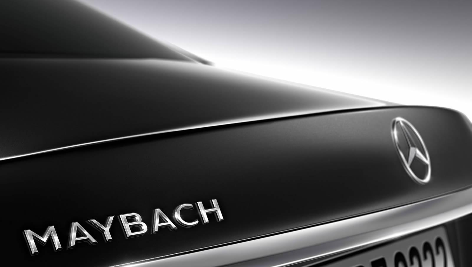 Maybach is Back! Mercedes-Maybach S Class -S600 teased ahead of LA Motor Show