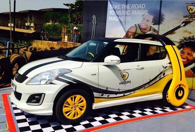 Maruti Suzuki Introduces Limited Edition Swift Windsong and new TVC (Video Inside)