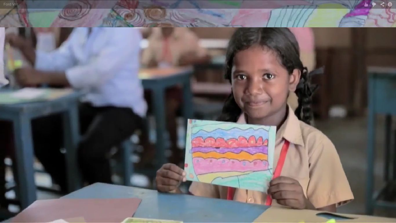 Ford Wishes Happy Children's Day - Releases Video in Happy Schools Program!