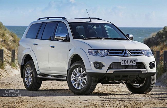 Mitsubishi Pajero Sport Automatic Launched: Specifications and Features