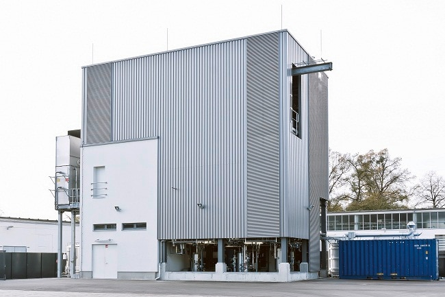 Audi e-diesel to be produced from air, water and green electricity