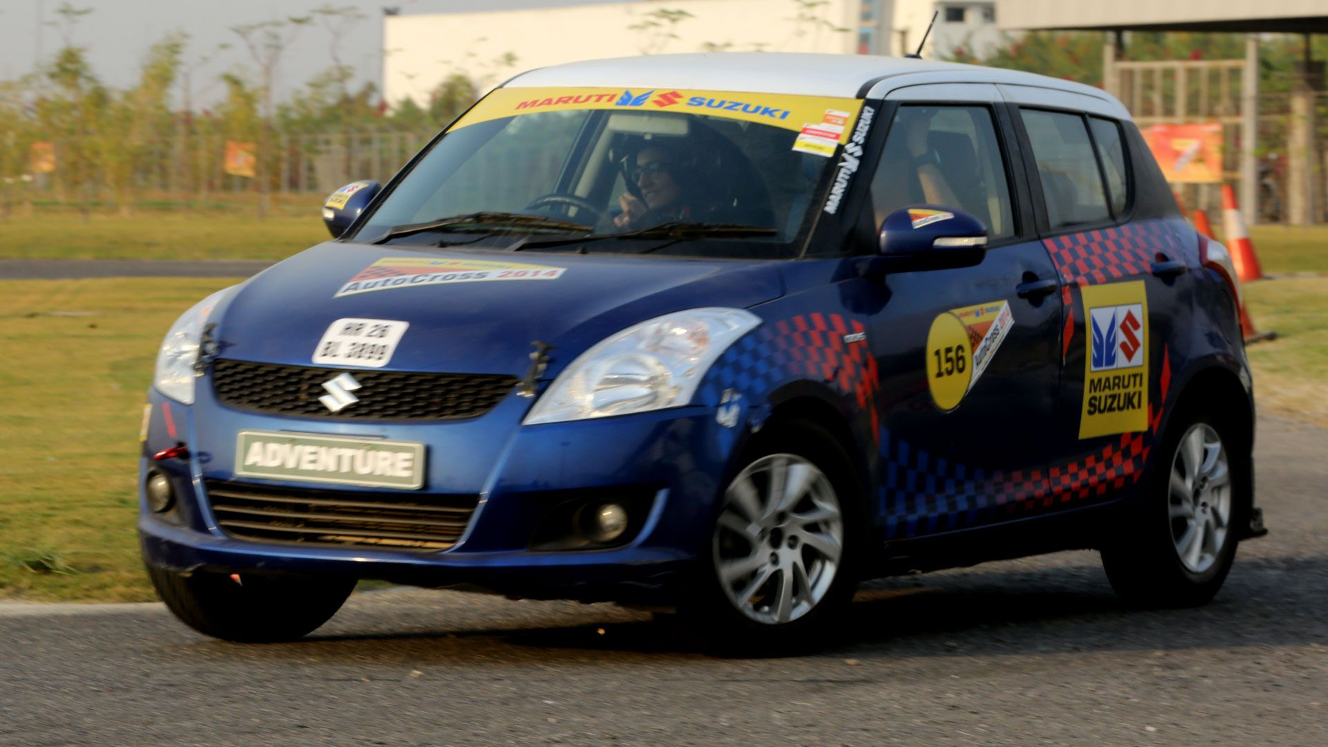 13th edition of Maruti Suzuki Autocross concluded successfully at Buddh International Circuit