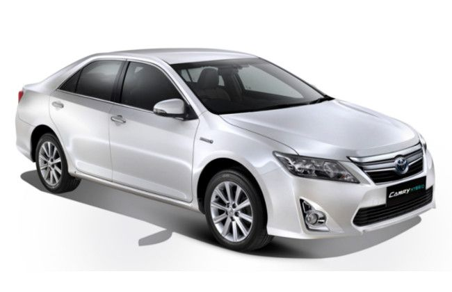 Toyota Camry Hybrid Celebrates First Anniversary in India!