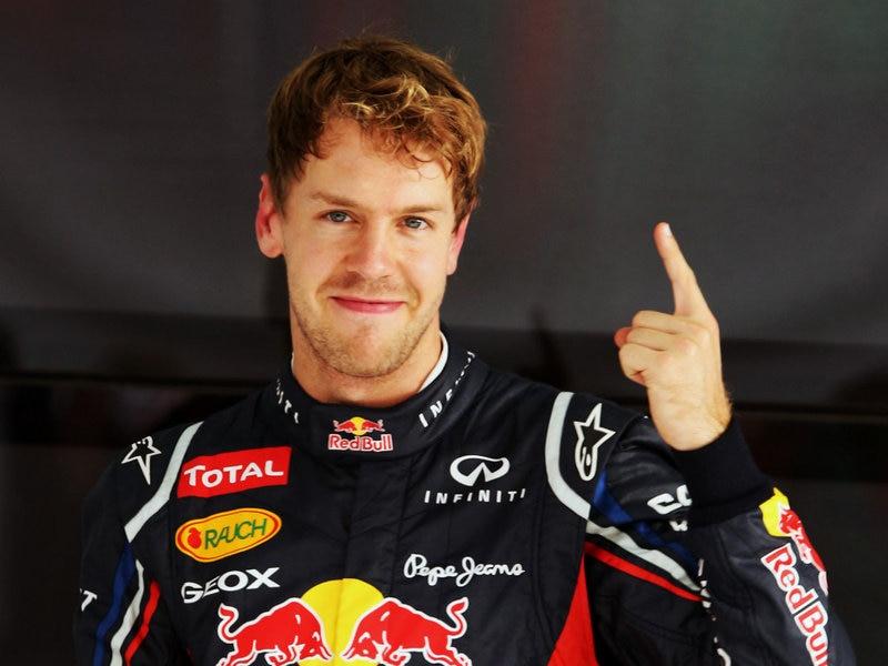 Sebastian Vettel officially replaces Fernando Alonso at Ferrari