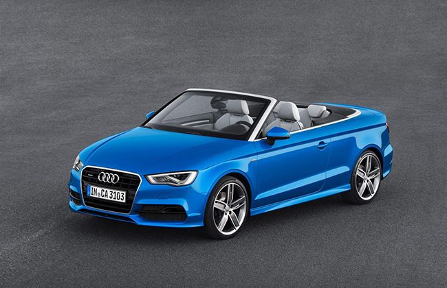 Audi India to bring A3 Cabriolet in country by December