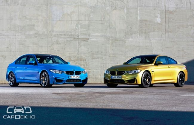 Performance Enabled M3 and M4 to be Launched by BMW India on 27th of November